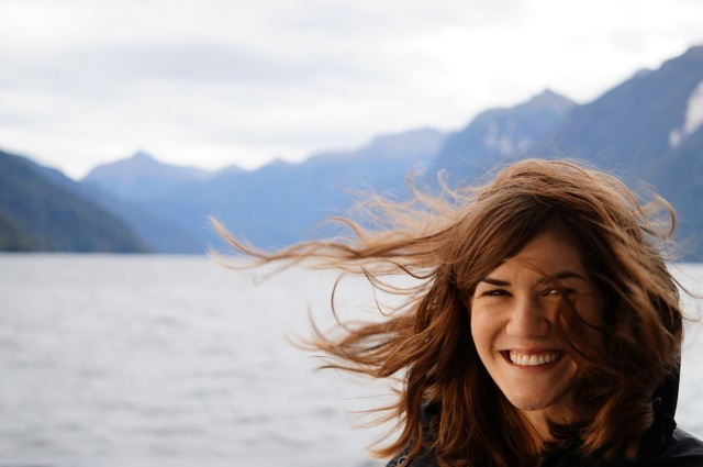 008: Travel Out of Your Comfort Zone, Kathryn Pisco