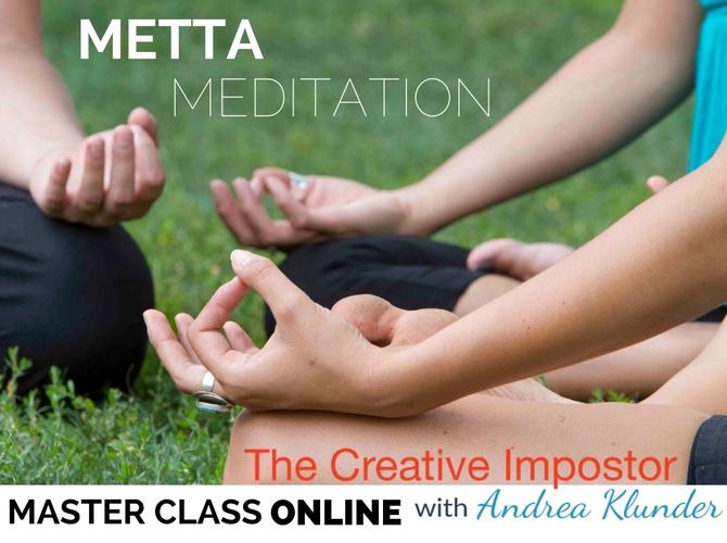 NEW! Online Master Class: Metta Meditation