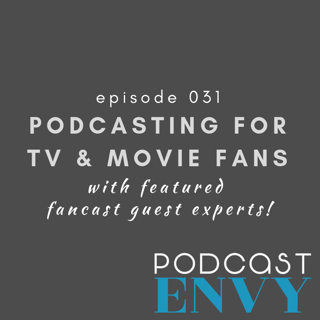 Podcasting for TV and Movie Fans