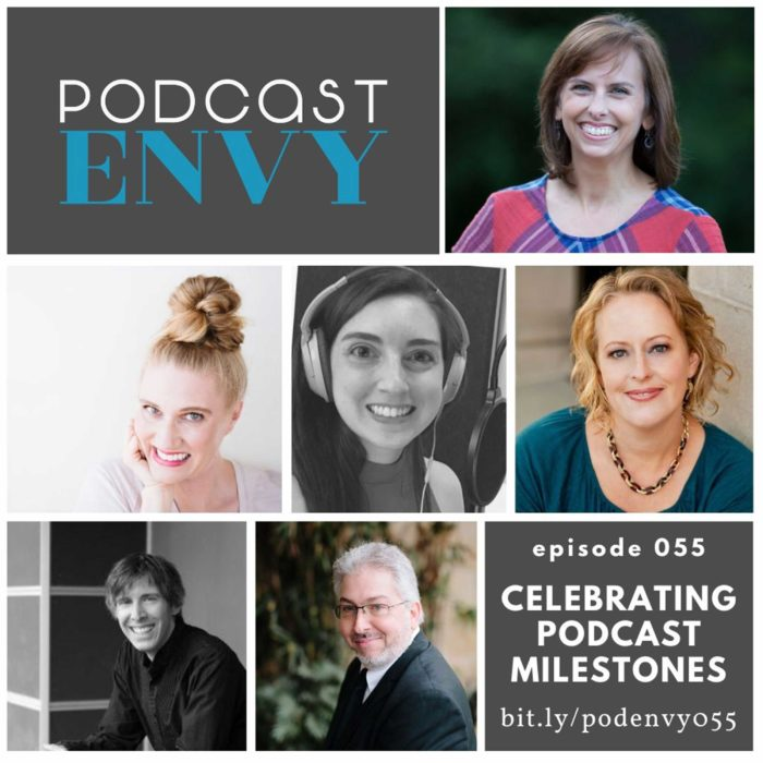 PE055: Celebrating Podcast Milestones