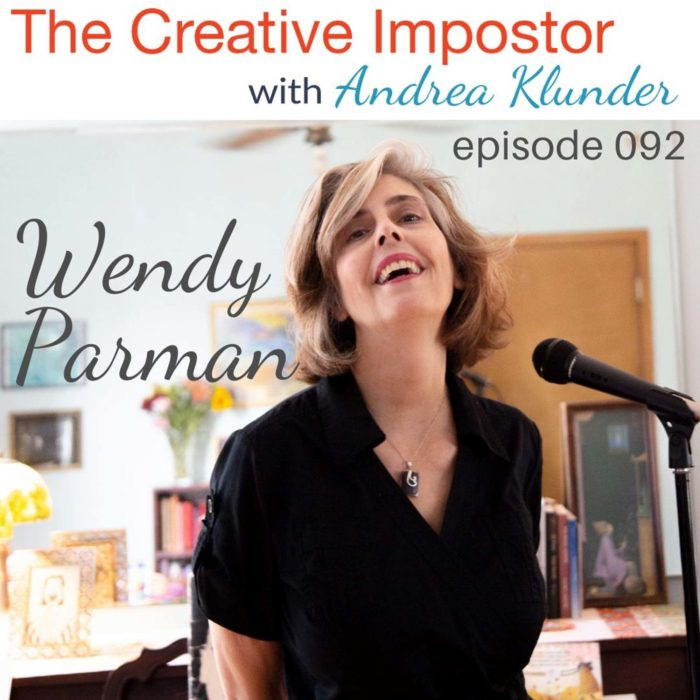 CI092: Think of yourself as a vocal professional with Wendy Parman