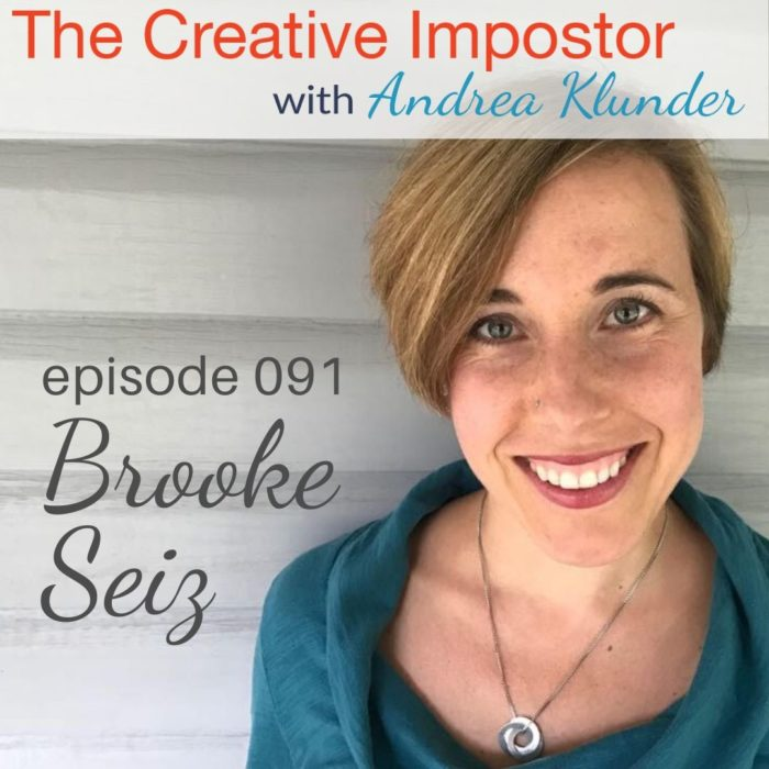 CI091: Nourish your gut, feel more like yourself with Brooke Seiz