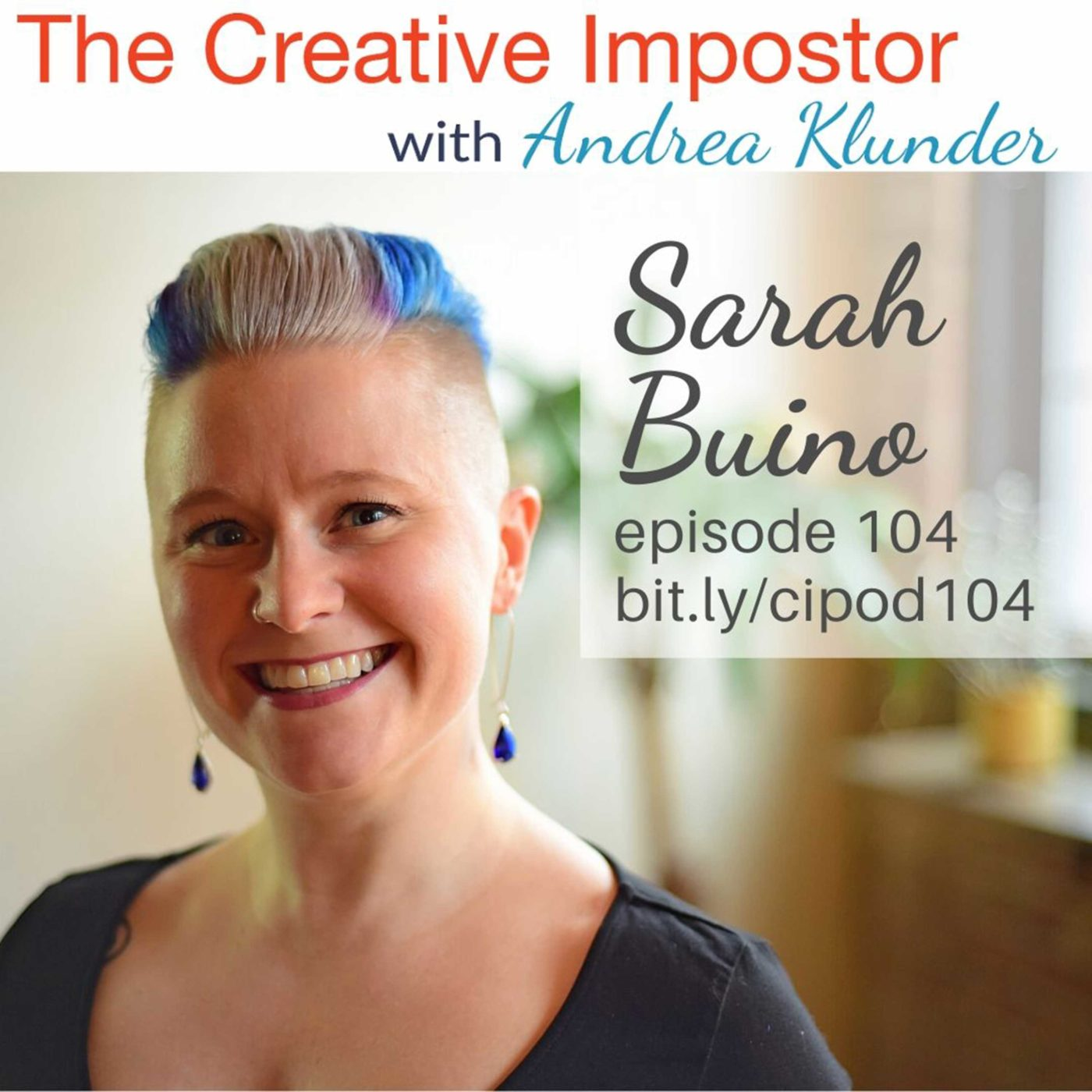CI104: Change the systems that aren't working with Sarah Buino