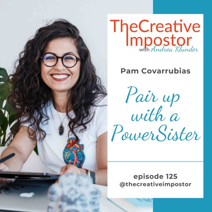CI125: Pair up with a PowerSister with Pam Covarrubias