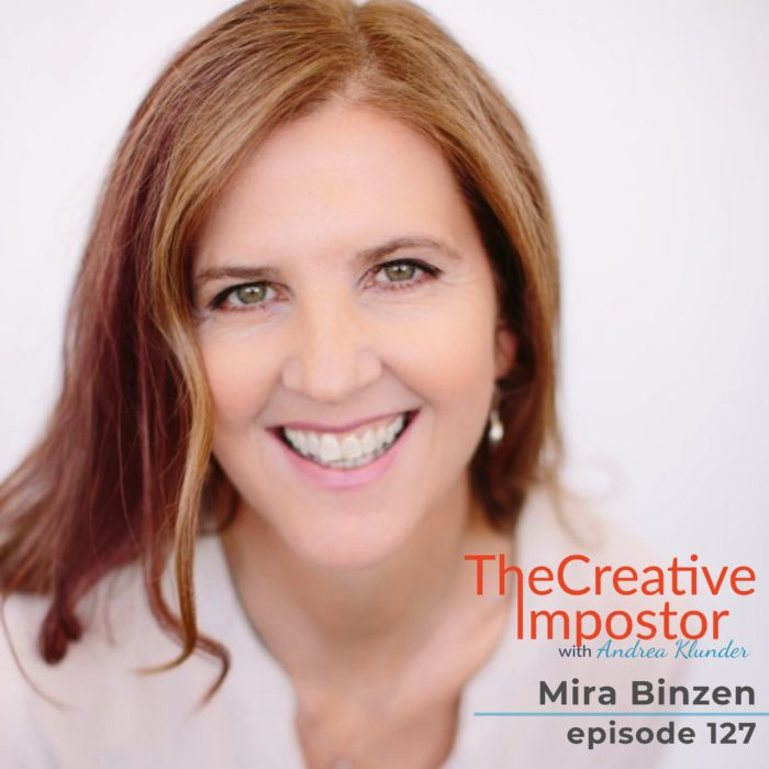 127: Regulate your system with essential oils with Mira Binzen